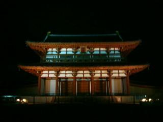 久々の奈良。