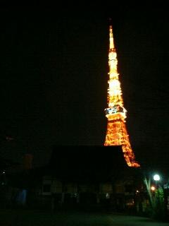 東京タワークリスマスver.